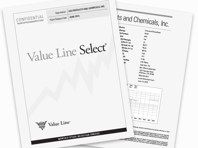 Value Line Select®